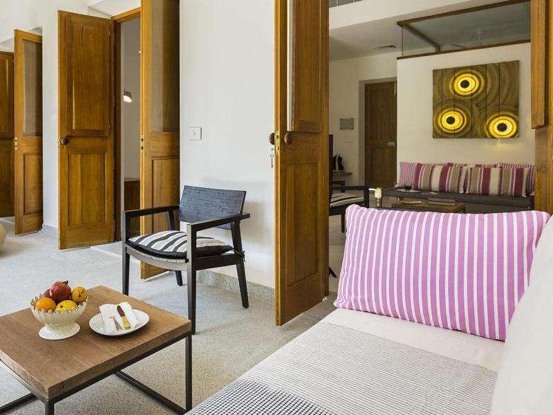 Villa Pondichery - Timeless