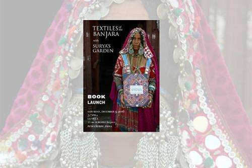 Textiles of the Banjara - book launch
